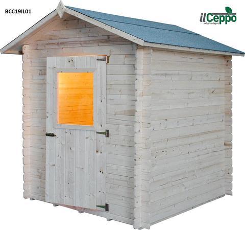 Casetta in legno Il Ceppo