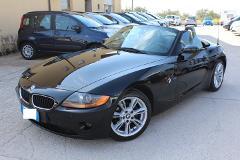 BMW Z4 Roadster 2.5 i Benzina