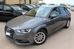 Audi A3 Sportback 2.0 TDI 150 CV ATTRACTION 12/2013  Diesel