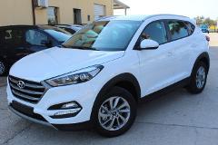 Hyundai Tucson 1.7 CRDi COMFORT + NAVI CON RETRO-CAMERA Diesel