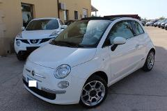 Fiat 500C 1.2 69 CV LOUNGE Benzina