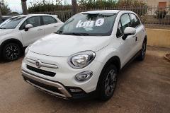 Fiat 500X 1.6 MJT 120 CV CROSS + NAVI KM0 10/2017 Diesel