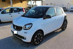 Smart ForFour 1.0 PASSION  Benzina