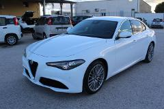 "Alfa Romeo Giulia 2.2 TURBODIESEL 180 CV SUPER NAVI R18"" Diesel"