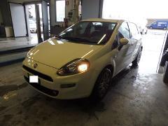 Fiat Punto 1.3 MJT 75 CV LOUNGE 12/2013 Diesel