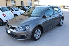 Volkswagen Golf 1.6 TDI 105 CV 5P COMFORTLINE BLUEMOTION  Diesel