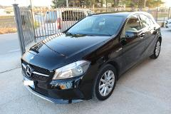 Mercedes-Benz A 180 d 110 CV BUSINESS Diesel