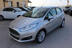 Ford Fiesta 1.5 TDCI 95 CV 5P. TITANIUM Diesel