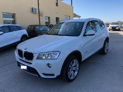 BMW X3 xDrive 20d 184 CV FUTURA + XENO + NAVIGATORE Diesel