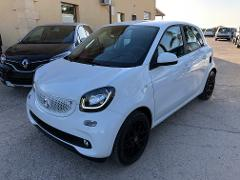 Smart ForFour 1.0 70 PASSION TWINAMIC 10/2017 Benzina