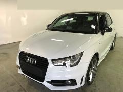 Audi A1 S.back 1.6 tdi S-Line 90cv Diesel