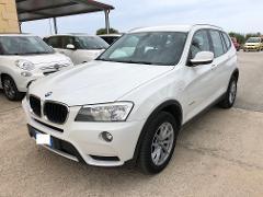 BMW X3 xDRIVE20D 184 CV ELETTA + CAMBIO AUTOMATICO Diesel