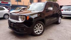 Jeep Renegade 1.6 MJT 120 CV LIMITED FWD NAVI 8,4 KM0 MY 18 Diesel