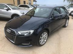 Audi A3 Sportback 1.6 TDI DESIGN 110 CV S TRONIC Diesel