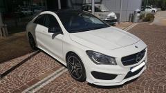Mercedes-Benz CLA 200 d PREMIUM AMG   Diesel