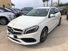 Mercedes-Benz A 180 d PREMIUM AMG   Diesel
