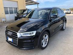 Audi Q3 2.0 TDI 184 CV QUATTRO S TRONIC SPORT Diesel