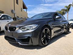 BMW M4 3.0 Coupe 431cv Dkg Benzina
