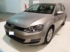 Volkswagen Golf VII BUSINESS 1.2 TSI 105CV 5P COMFORTLINE BLMOTION Benzina