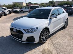 Audi A1 Sportback 1.0 116 CV 30 TFSI 6M ADMIRED KM0 MY19  Benzina