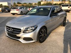 Mercedes-Benz C 200 d Sport BT Automatic 11/2016 Diesel