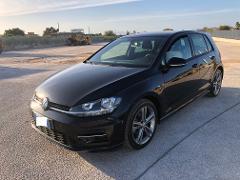 Volkswagen Golf 1.6 TDI BlueMotion Technology Sport R Line DSG Diesel
