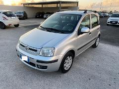 Fiat Panda 1.2 69 CV FIRE OMOLOGATA CON GANCIO TRAINO Benzina