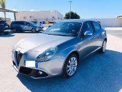 Alfa Romeo Giulietta 1.6 JTDM 120 CV SUPER + NAVI Diesel