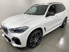 BMW X5 xdrive 3.0d M-Sport auto Diesel