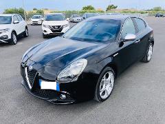 Alfa Romeo Giulietta 1.6 JTDm 120cv SUPER PACK SPORT + NAVIGATORE  Diesel