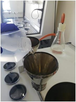 Laboratorio analisi Legionella
