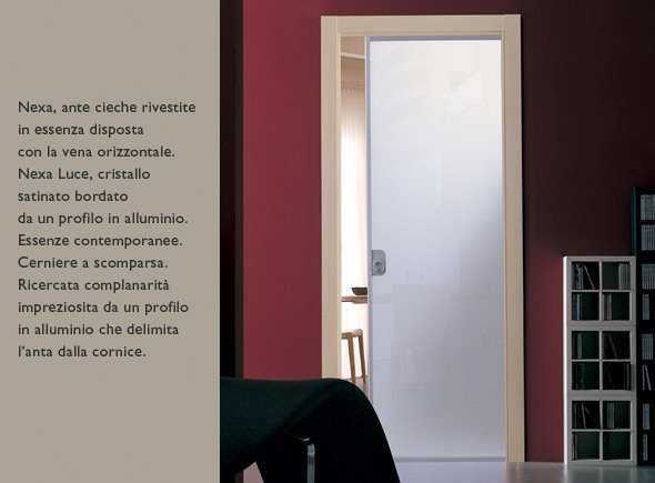 Porte Ferrero legno Nexa - Rosolini (Siracusa)