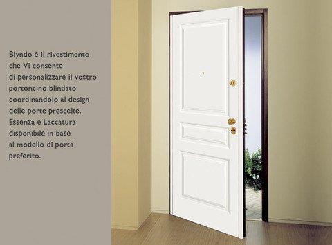 Porte Ferrerolegno Blyndo
