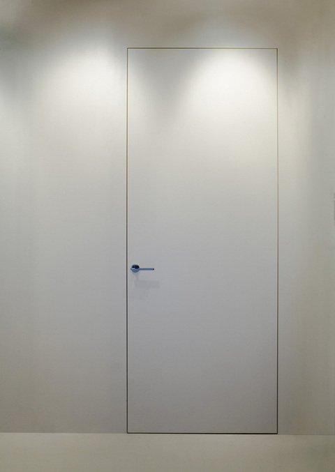 porte rasoparete invisibili a filo muro sistemirasoparete