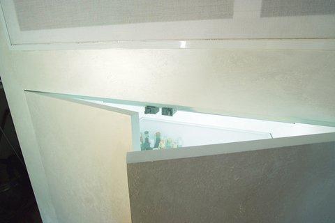 Porte rasoparete, invisibili a filo muro Sistemirasoparete Sistemi