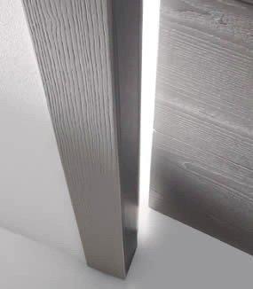 Porte in legno Pivato Collezione dinamica
