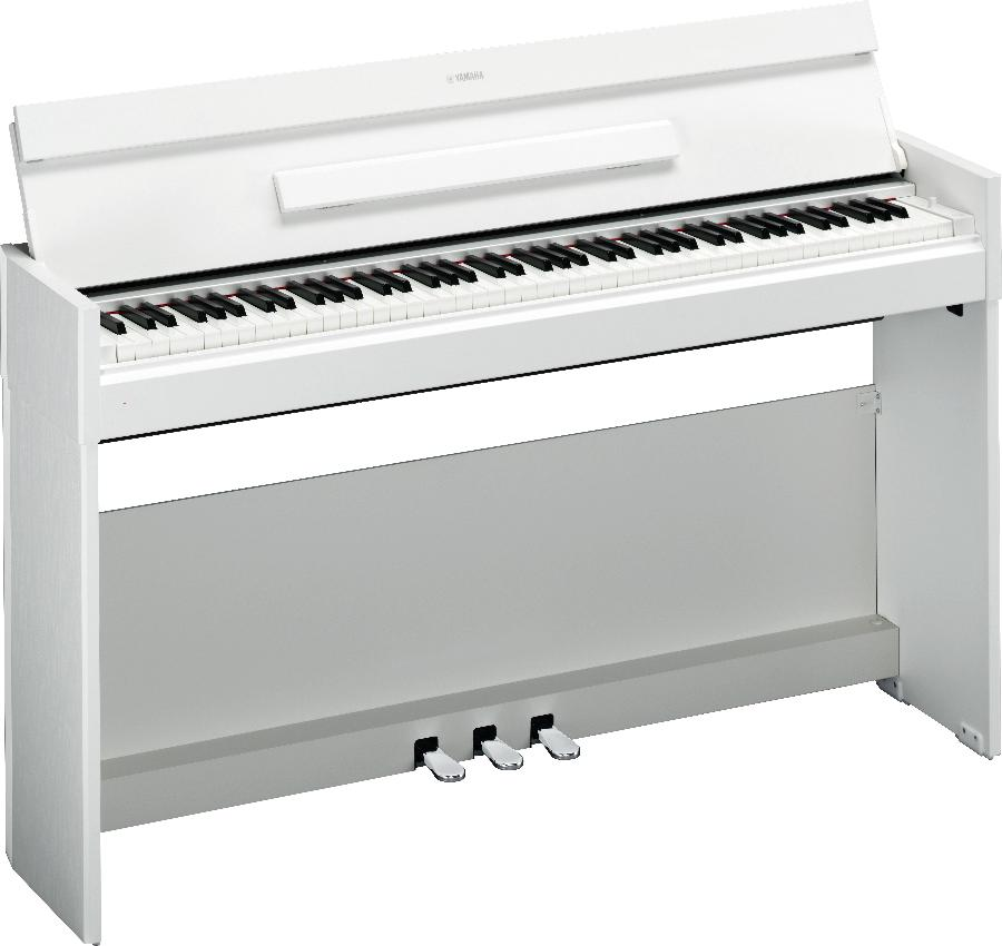 YAMAHA YDPS52 WHITE - PIANOFORTE DIGITALE YAMAHA