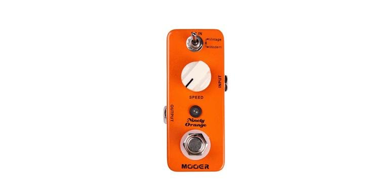 MOOER NINETY ORANGE - ANALOG PHASER MOOER