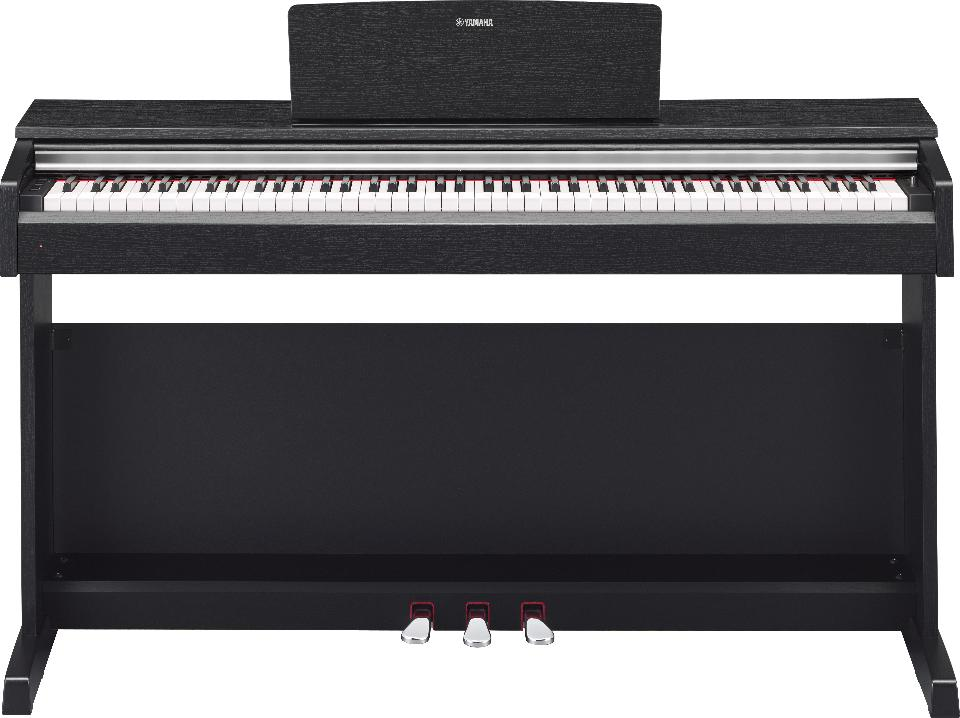 YAMAHA YDP143 PIANOFORTE DIGITALE BLACK YAMAHA YDP143B