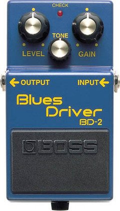 BOSS BD2 BLUES DRIVER BOSS