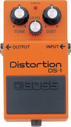BOSS DS1 DISTORSORE BOSS