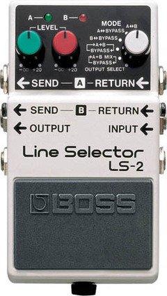 BOSS LS2 LINE SELECTOR BOSS