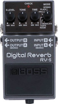 BOSS RV5 DIGITAL REVERB BOSS