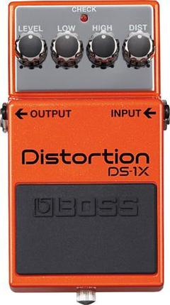 BOSS DS1X DISTORTION SPECIAL EDITION BOSS
