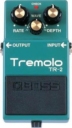BOSS TR-2 TREMOLO BOSS
