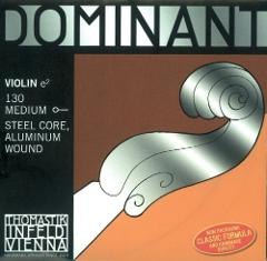 Corde per violino Medium Thomastik  Dominant Nylonkern
