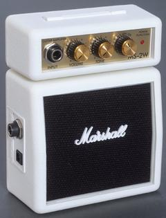 MARSHALL MS-2R MICRO AMP WHITE MARSHALL