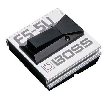 BOSS FS5U PEDALE CON INDICAZIONE ON/OFF. BOSS