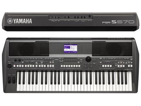 YAMAHA PSR-S670 TASTIERA ARRANGER - YAMAHA