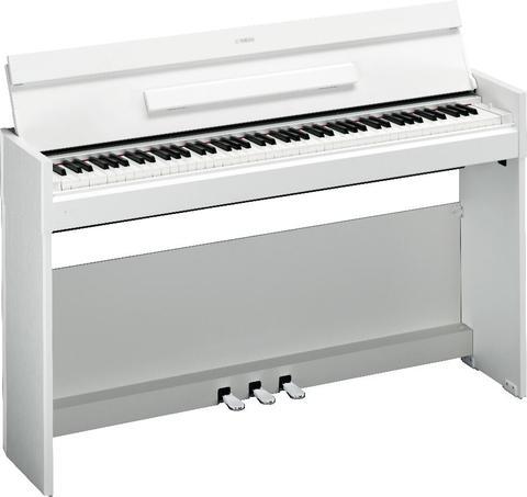 YAMAHA YDPS52 WHITE - PIANOFORTE DIGITALE YAMAHA